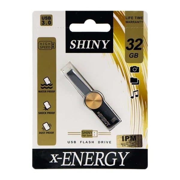 فلش مموری ایکس انرژی مدل SHINY ظرفیت 32 گیگابایت