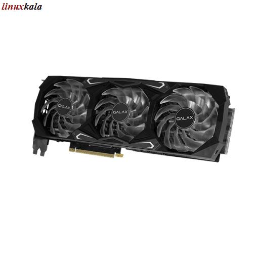 کارت گرافیک GALAX GeForce RTX 3090 SG OC