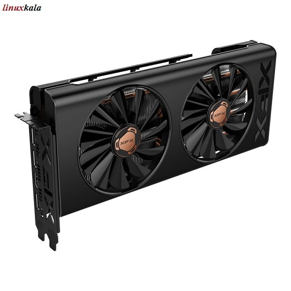 کارت گرافیک XFX AMD Radeon RX 5600 XT 12Gbps 6GB GDDR6 THICC II Pro