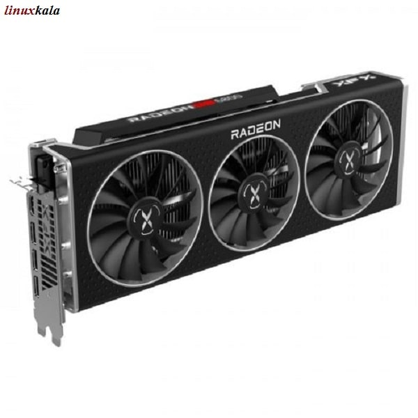 کارت گرافیک XFX Speedster QICK 319 AMD Radeon RX 6800 BLACK Gaming