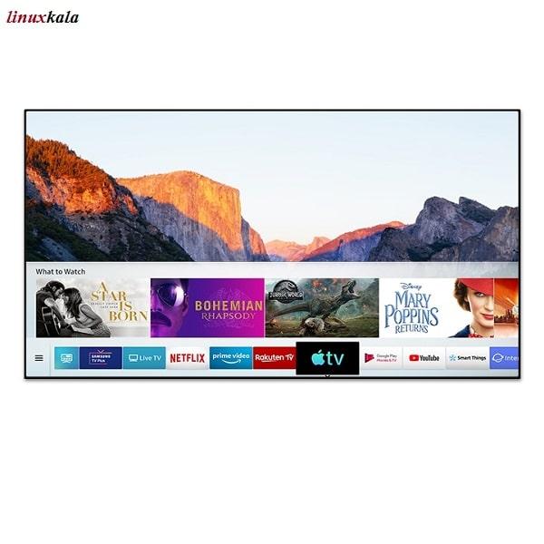 تلویزیون سامسونگ 65 اینچ مدل RU7090