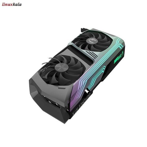 کارت گرافیک ZOTAC GAMING GeForce RTX 3070 AMP Holo 8GB