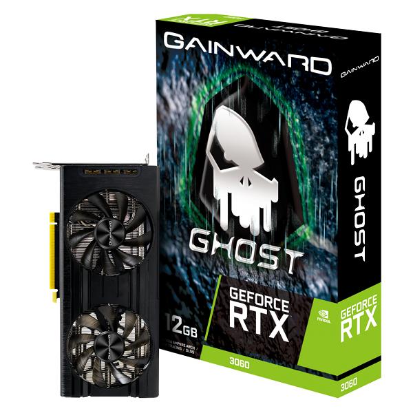 کارت گرافیک GAINWARD Geforce RTX 3060 Ghost 12GB