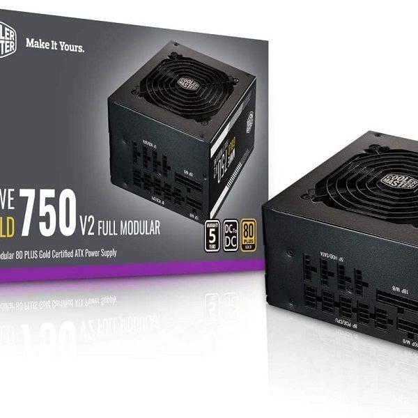پاور Cooler Master MWE GOLD 750 V2 Full Modular